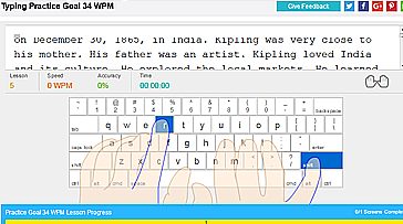 Typing for Kids   TypingBee