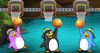 Multiplayer Basketball - Addition - First Grade