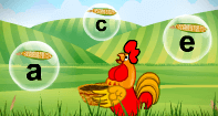 Farm Typing - Typing Games - First Grade