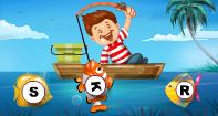 Fish Typing - Typing Games - Kindergarten