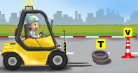 Keyracer - Typing Games - First Grade