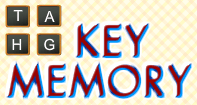 Key Memory - Typing Games - Kindergarten