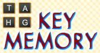 Key Memory - Typing Games - Kindergarten