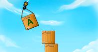 Stacking Box Typing - Typing Games - Kindergarten