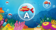 Underwater Typing - Typing Games - Kindergarten